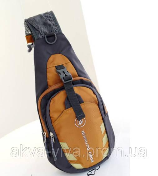 Чоловічий рюкзак на одне плече (СР-3004)