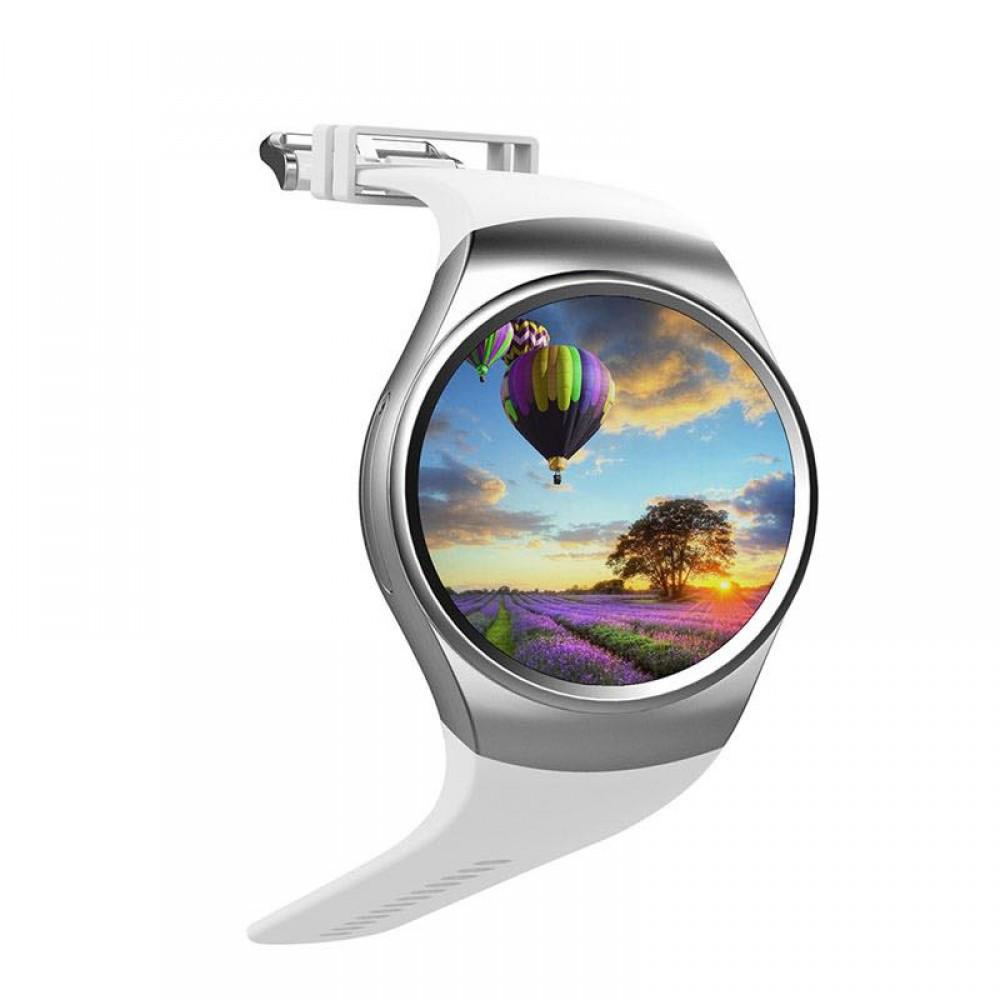 Купить Смарт-часы Smart Watch F13 Silver (KW18) 751807466 - Грация ... 732ed9d9a7a18