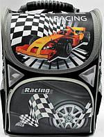Рюкзак школьный коробка Josef otten Racing car JO-1814 для мальчика