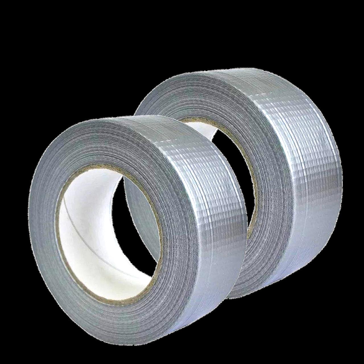 Скотч армированный 10м/48мм (62164) (серый) 138 мкм