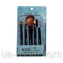 Набор кистей для макияжа Aise Line (5 штук), SB1301