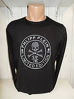 Футболка длинный рукав RBS, PP стрейч 003/ купить футболку  длинный рукав оптом