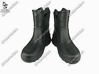 Мужские сапоги пенка ( Код : EVA-06 черные), фото 1