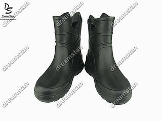 Мужские сапоги пенка ( Код : EVA-06 черные)