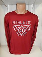 Футболка длинный рукав RBS, ATGLETIC стрейч 003/ купить футболку  длинный рукав оптом