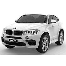 Новинка! Детский электромобиль BMW X6M JJ2168-1 Гарантия качества Быстрая доставка