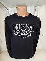 Футболка длинный рукав RBS, ORIGINAL стрейч 002/ купить футболку  длинный рукав оптом