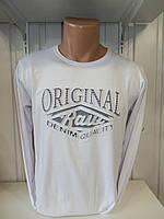 Футболка длинный рукав RBS, ORIGINAL стрейч 006/ купить футболку  длинный рукав оптом
