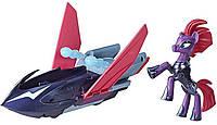 """Ігровий набір корабель Темпест Шадоу серії """"Хранителі Гармонії"""" My Little Pony Movie Hasbro"""