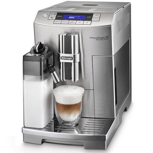 Кофемашина Delonghi PrimaDonna S De Luxe ECAM 28.465.M