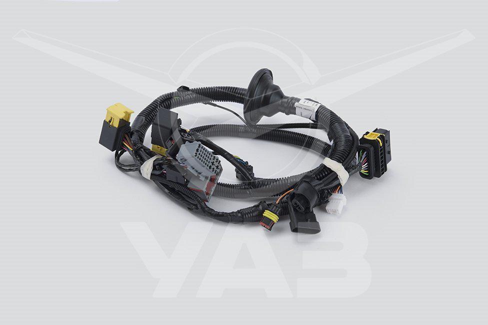 Жгут проводов моторного отсека правый (для а/м уаз профи с гбо)