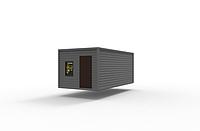 Технический контейнер для мойки самообслуживания, WasherCar