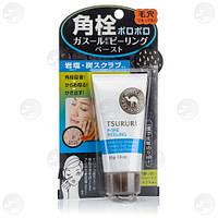 Пилинг очищающий поры и увлажняющий кожу лица Tsururi Pore Peeling 55g
