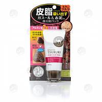 Маска для очищения пор от черных точек Tsururi Point Clay Pack 55g