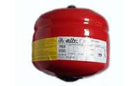 Мембранный бак ER-18 СE Elbi для отопления вертикальный