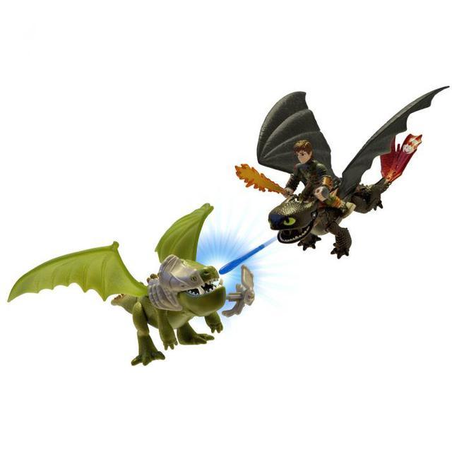 Dragons, Драконы