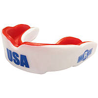 Боксерская капа Ringside Deluxe USA Mouthguard