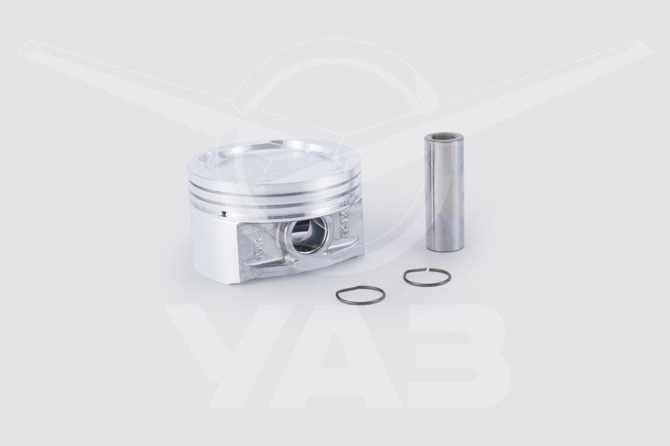 Моторокомплект (поршень, палець і стопорне кільце) (для дв. змз-40904, євро-3) 96,0 mm (ар) група b, вузькі