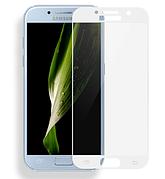 Защитное стекло Full cover Samsung J4 2018 - Белое