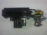 Замок механизм двери электро передний левый Нубира, Ланос, Сенс (GM) | 96305421