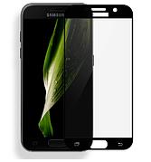 Защитное стекло Full cover Samsung J4 2018 - Черное
