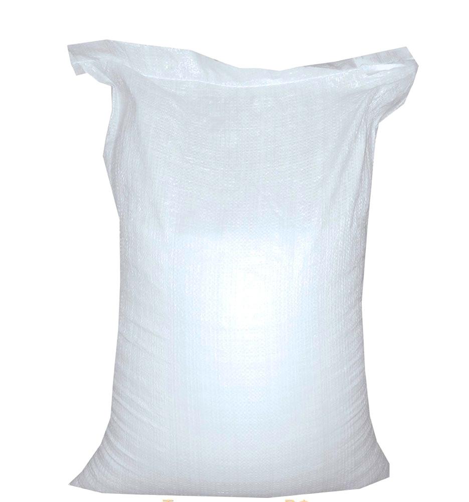 Мешок белый полипропиленовый 55*105 ( 70кг )