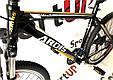"""Горный велосипед ARDIS ALPINA 26"""" 19""""  Черный/Желтый, фото 4"""