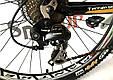 """Горный велосипед ARDIS ALPINA 26"""" 19""""  Черный/Желтый, фото 9"""