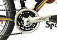 """Горный велосипед ARDIS ALPINA 26"""" 19""""  Черный/Желтый, фото 6"""
