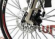 """Горный велосипед ARDIS ALPINA 26"""" 19""""  Черный/Желтый, фото 10"""