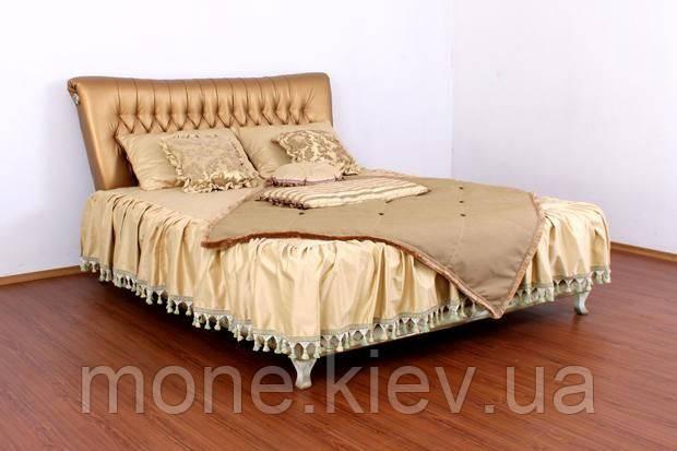 """Кровать """"Фараон"""" двуспальная с мягким изголовьем и подъемным механизмом , фото 2"""