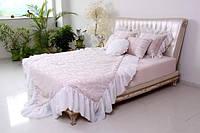 """Кровать """"Фараон"""" двуспальная с мягким изголовьем и подъемным механизмом , фото 4"""