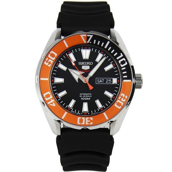 Часы Seiko 5 Sports SRPC59K1 Automatic 4R36