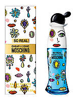 Moschino So Real Cheap And Chic edt 50 ml. женский оригинал