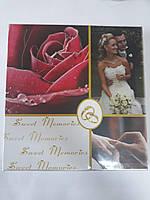 Фотоальбом на 20 магнитных листов Свадебный  5021-41