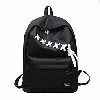 19ffc221f7c7 Черный Рюкзак с Лентами — в Категории
