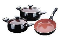 Набор посуды Granchio Terracotta 88129