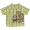 Набор для мальчика рубашка, штаны Little Rebels, размер 24  месяцев , фото 2