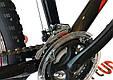 """Горный велосипед ARDIS ATLANTIC 26"""" Красный/Черный, фото 6"""