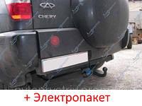 Фаркоп съемный на двух болтах Chery Tiggo, T11 Кроссовер (2005-2013), фото 1