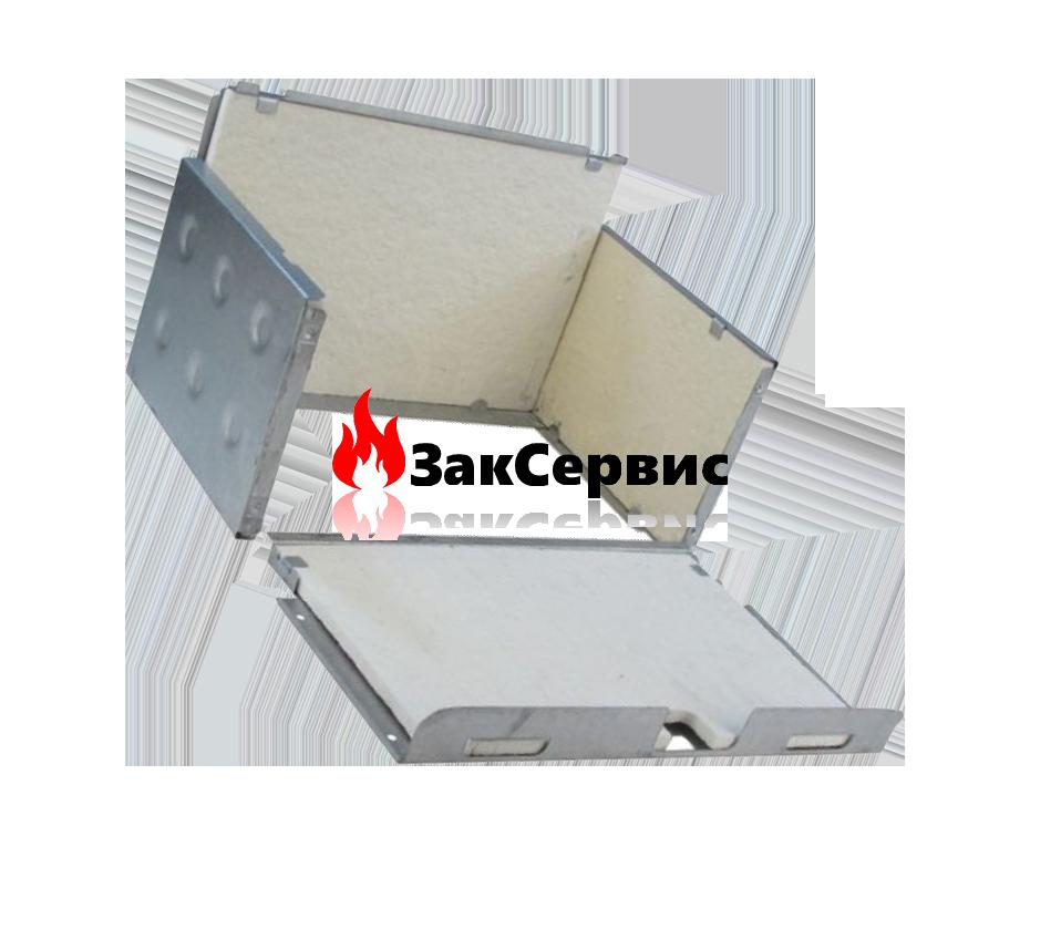 Камера сгорания на газовый котел Chaffoteaux Elexia (Comfort) CF/FF 60081721
