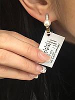 Серебряные серьги Арт.2156