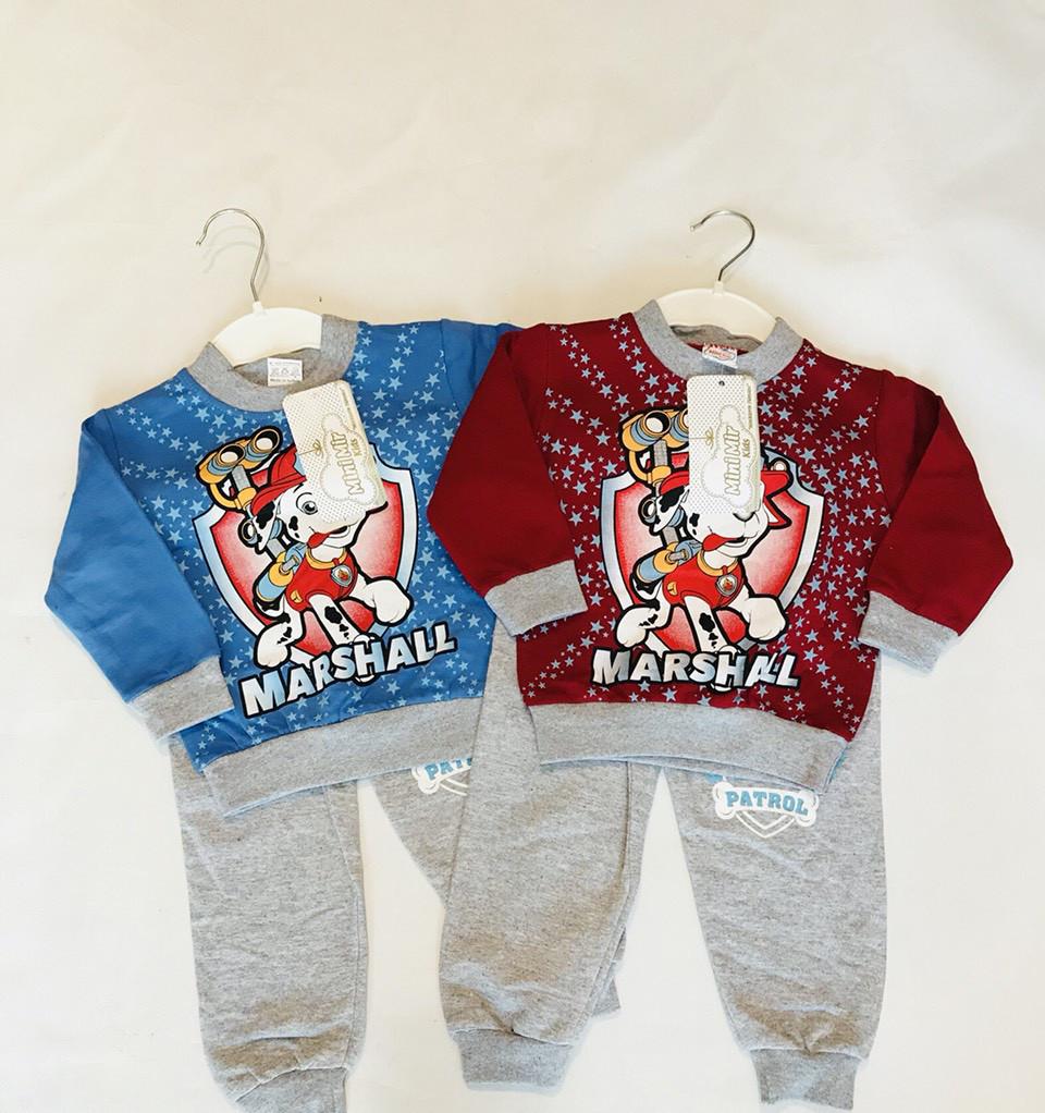 Спортивный костюм для мальчика Щенок 1-4 года