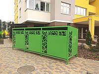 Контейнер для сміттєвих баків