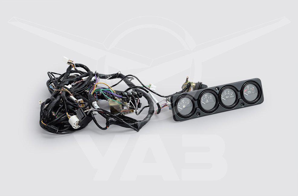 Комплект проводов с приборами
