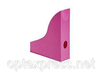 BASIC вертикальный лоток для документов  DURABLE розовый