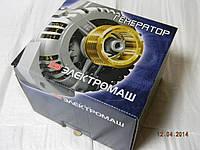 Генератор  ВАЗ 2101-2109 (закрытый, аналог 37.3701, 70Амп), для авто с карбюратором