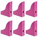 BASIC вертикальный лоток для документов  DURABLE розовый, фото 2