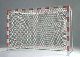 Сетки гасители для футбольных ворот