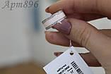 Серебряное кольцо с эмалью, фото 3